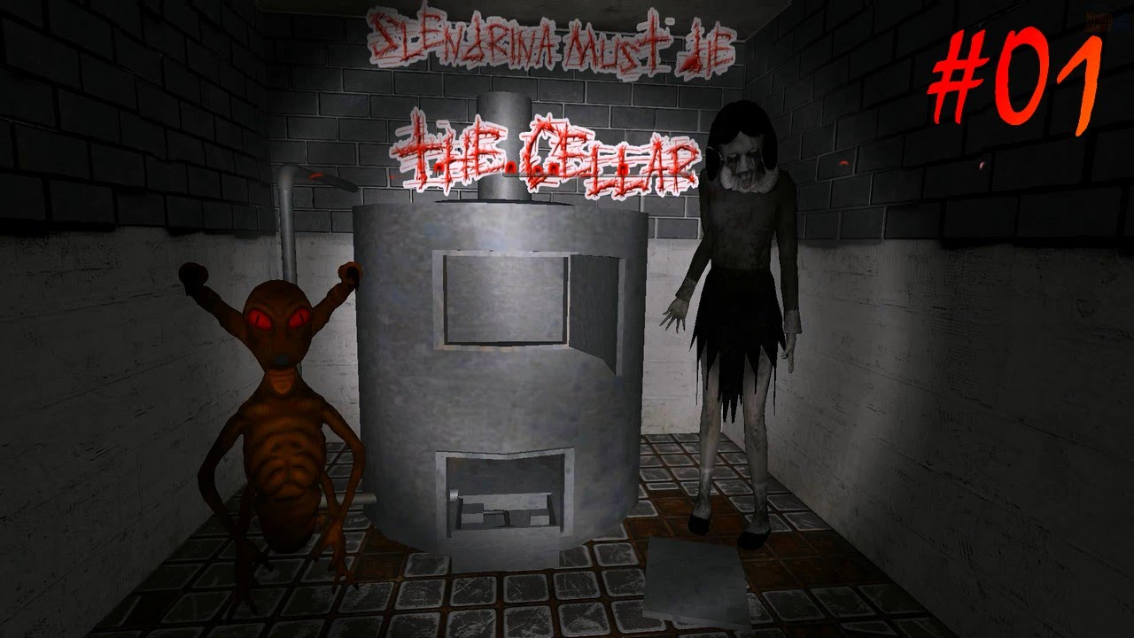 Slendrina Must Die: The Cellar Room